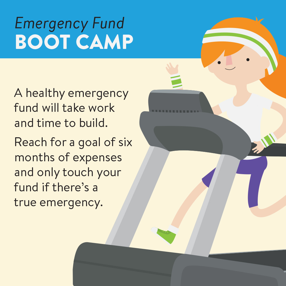 Healthy Emergency Fund