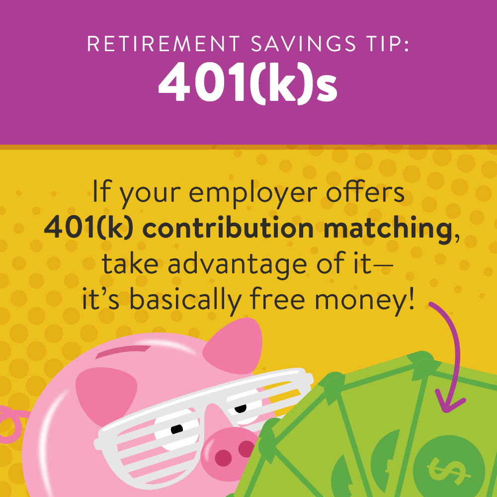Saving for retirement | Reason to opt for 401(k) contribution matching