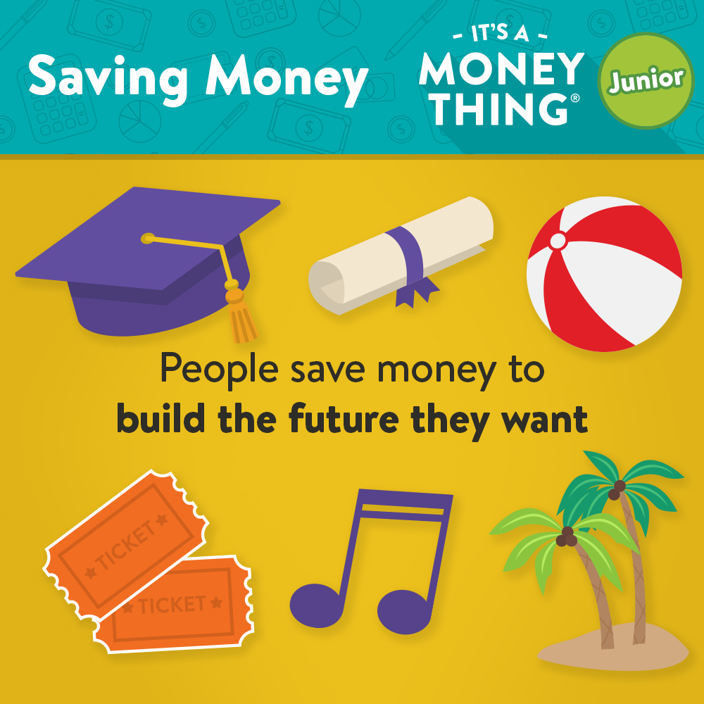 Save money for your future