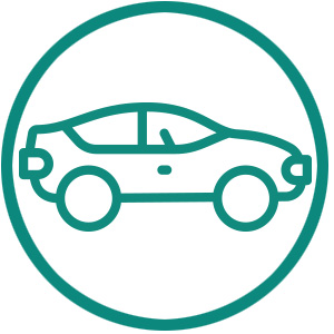 small car icon